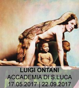 Luigi Ontani Roma